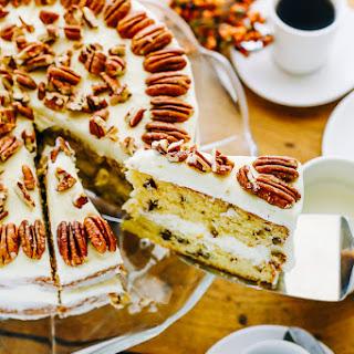 Nutty Italian Cake