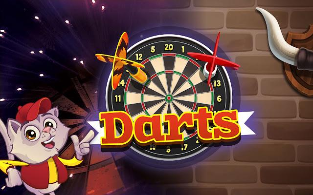 3d Darts Game Online