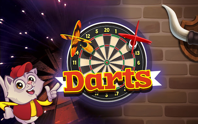 3d Darts Game Online