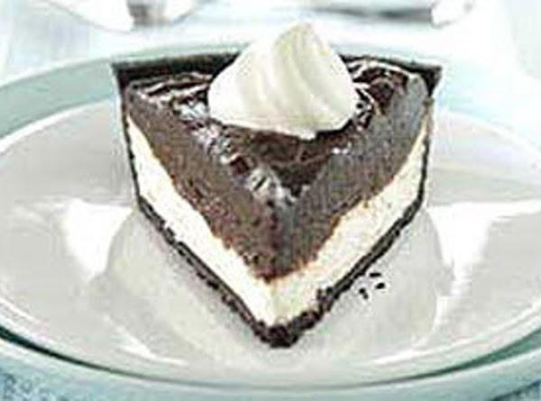 Chocolate Ribbon Pie Recipe