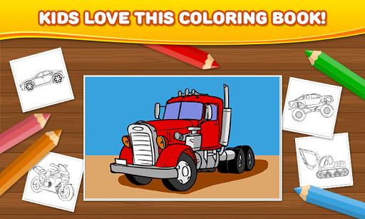 車 トラック&車:ボーイズ