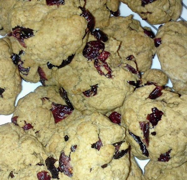 Ginger-cranberry Bites Recipe
