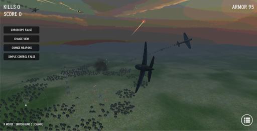 Flighting Air Combat