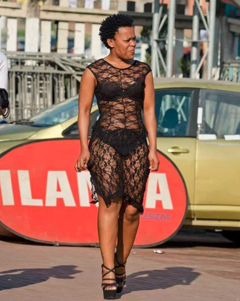 Entertainer Zodwa Wabantu said she plans to have fun at the popular strip club in Jo'burg