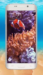 Akvárium Gify Živé Tapety - náhled