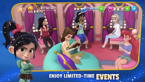 Disney Magic Kingdoms: Build Your Own Magical Park 3.8.0f screenshots 2