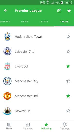 Onefootball screenshot 7
