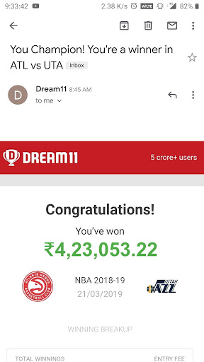 Dream11 IPL Teams, Prediction & Tips screenshot 4