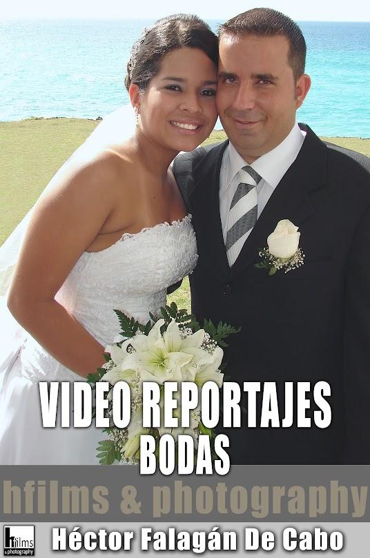 Vídeo Reportaje de Bodas