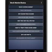 STOCK MARKET BASICS LESSONS