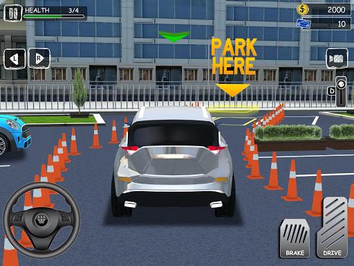 Parking Professor: Car Driving School Simulator 3D 1.1 screenshots 14