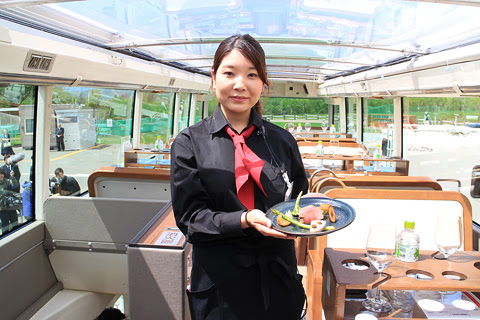 ウィラー(網走バス)「レストランバス2018」 8888 撮影タイム_06