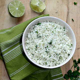 Cilantro Cauli Rice.