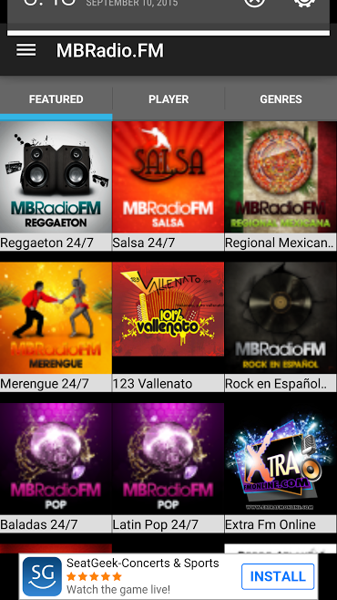 Reggaeton Hits- screenshot