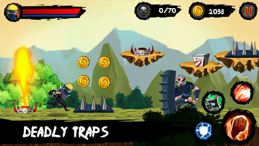 Ninja runner 3d » apk thing android apps free download.