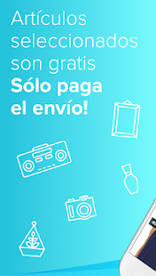 Wish - No pagues de más Screenshot