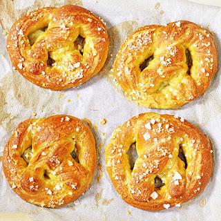 Crazy Dough Pretzels Recipe
