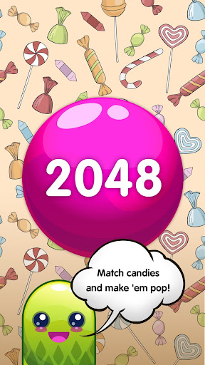 2048: Candy Blast screenshots 1