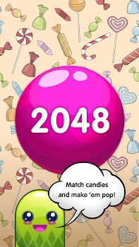 2048: Candy Blast
