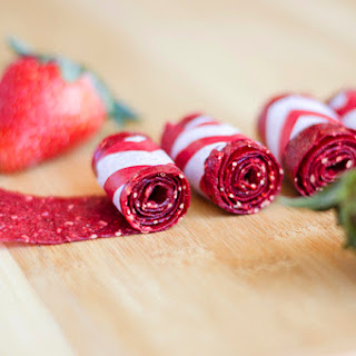 3 Ingredient Fruit Roll-Ups