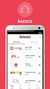 Karnaval Radio- screenshot thumbnail