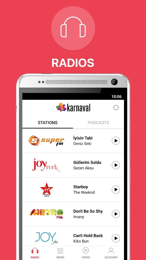 Karnaval Radio- screenshot