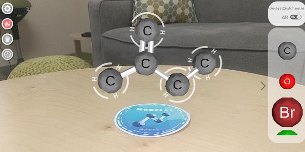 ModelAR Organic Chemistry
