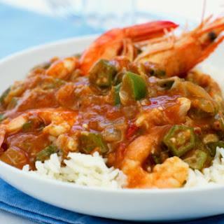 Easy Seafood Gumbo