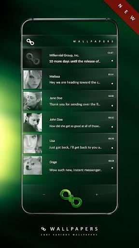 Wallpapers QB Messenger screenshot 14