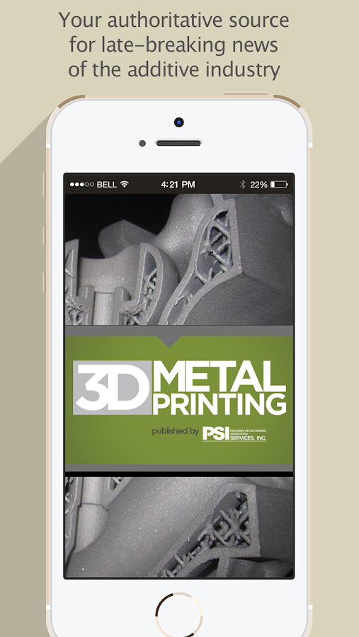 3D Metal Printing- screenshot