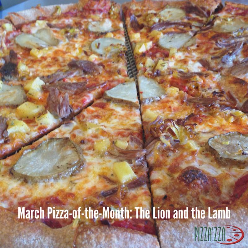 Pizza'zza image