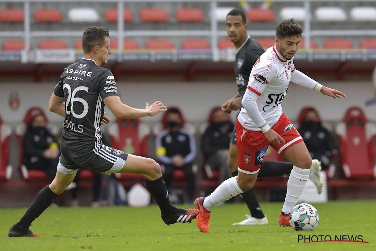 Spelers Moeskroen zetten voorlopig geen stappen tegen clubbestuur