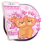 Cute Teddy Bear Theme