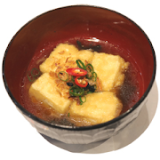 Agedashi Tofu Soup