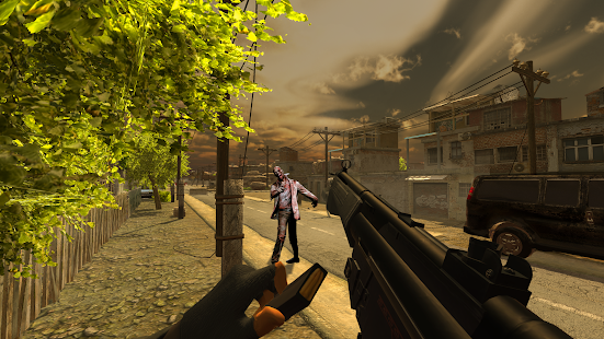 Zombie Hunter 3D Zombie Slayer- screenshot thumbnail