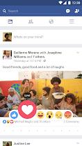 Facebook - screenshot thumbnail 01