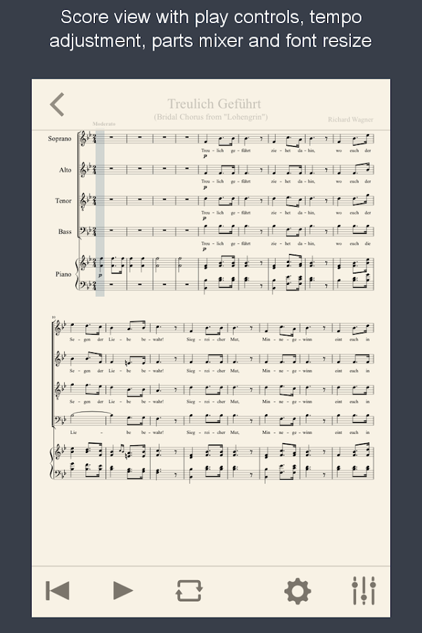 MuseScore- screenshot