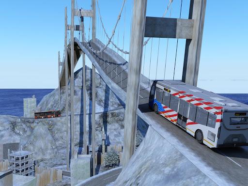 Snow Hill Bus Drivingsimulator 1.2 screenshots 6