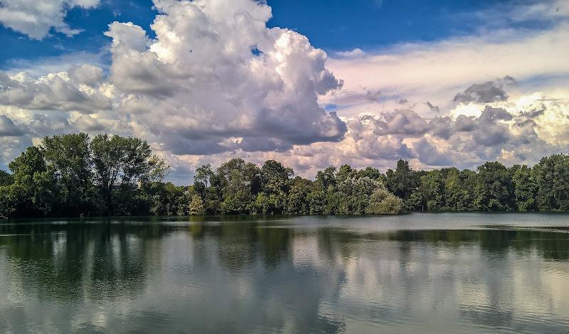 Sul lago dorato di Caterina Ottomano