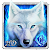 Arctic Wolf Live Wallpaper file APK for Gaming PC/PS3/PS4 Smart TV