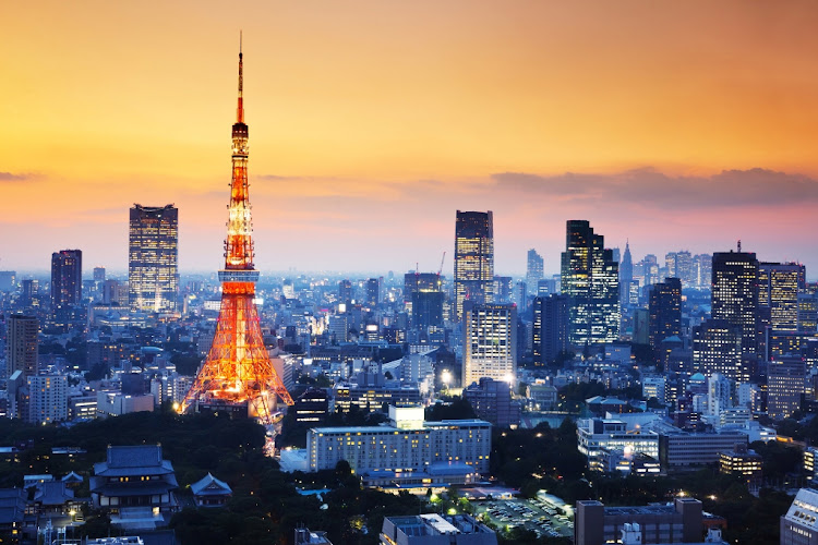 Japan's Tokyo Tower is deliberately inspired by the Parisian monument.