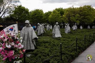 Photo: Korean War Veterans Memorial