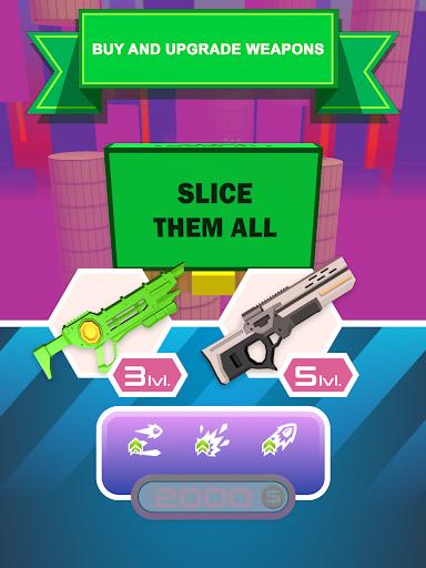 Slice them All! 3D apkslow screenshots 9