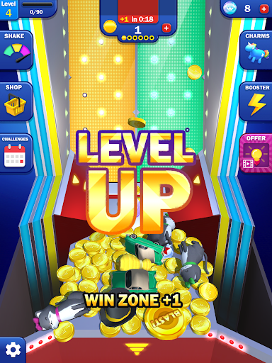 Tipping Point Blast! - Free Coin Pusher apkpoly screenshots 16