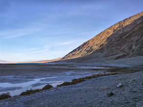 Photo: Badwater and the Badwater Turtleback.