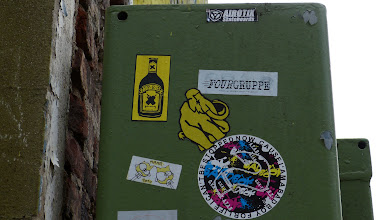 Photo: Sticker; JPEG & MaJo Brothers et al.