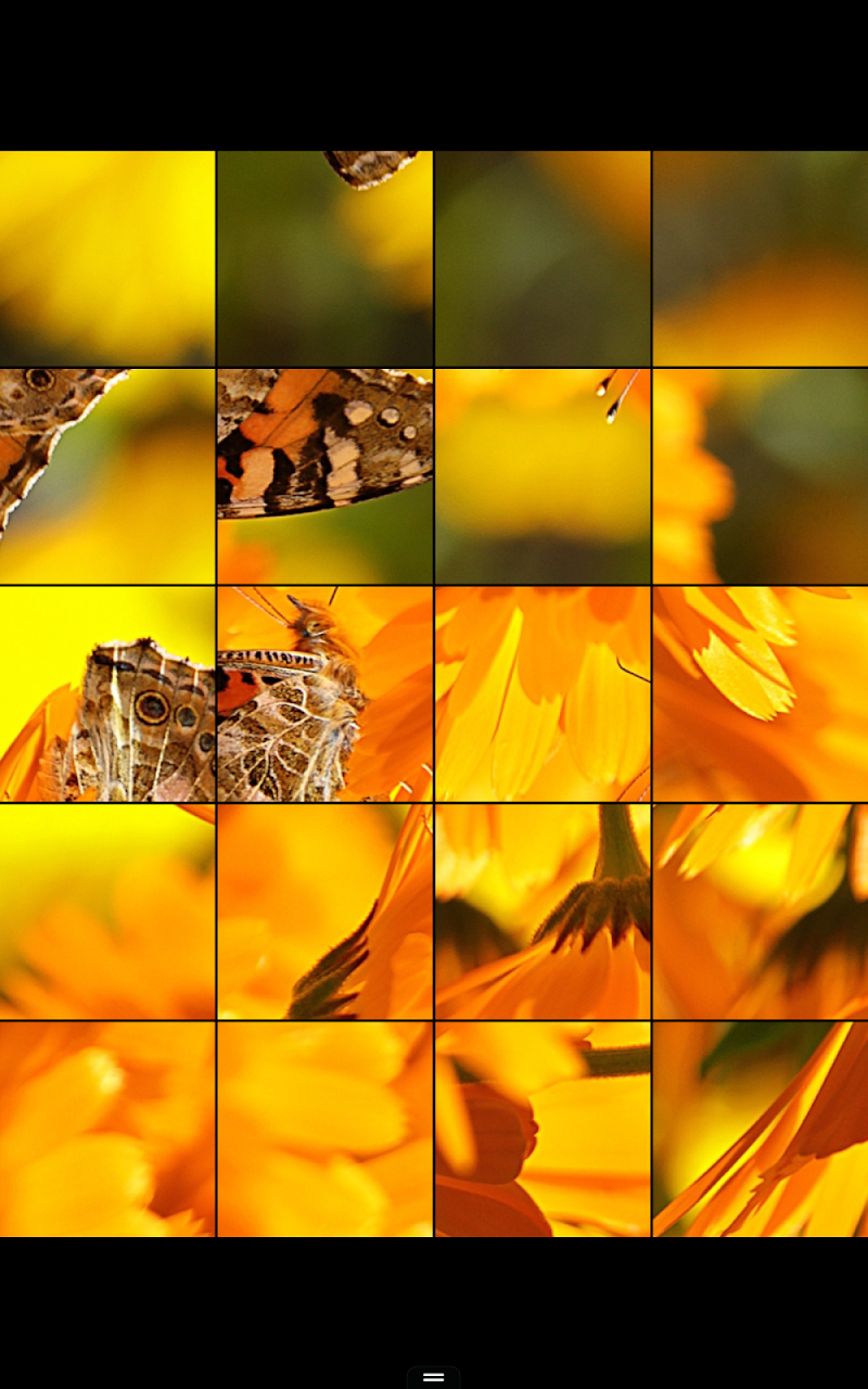 Скриншот Tap & Turn: Nature Free Picture Puzzle Game
