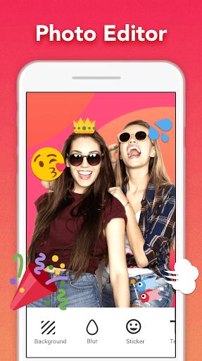 Selfie Camera: Beauty Camera, Photo Editor,Collage  screenshots 4