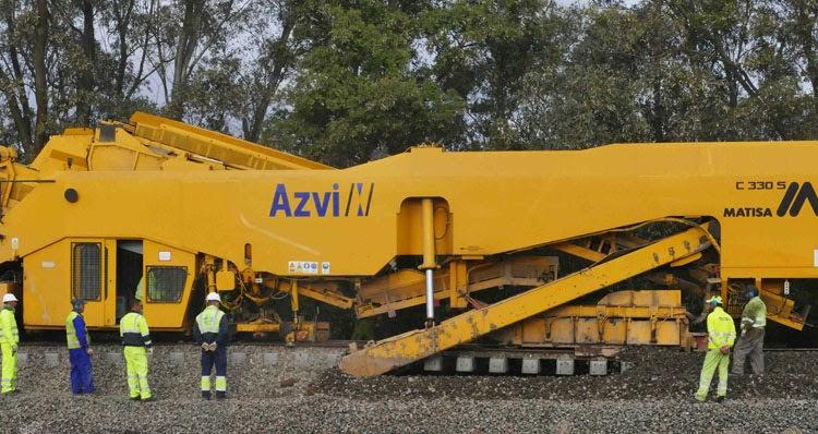 Lozano califica de 'vendehúmo' a Landaluce por el anuncio del adelanto de la vía del tren