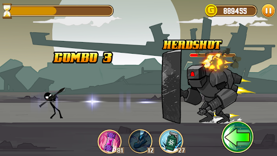 Stickman Fight MOD Apk 1.4 (Unlimited Health) 5